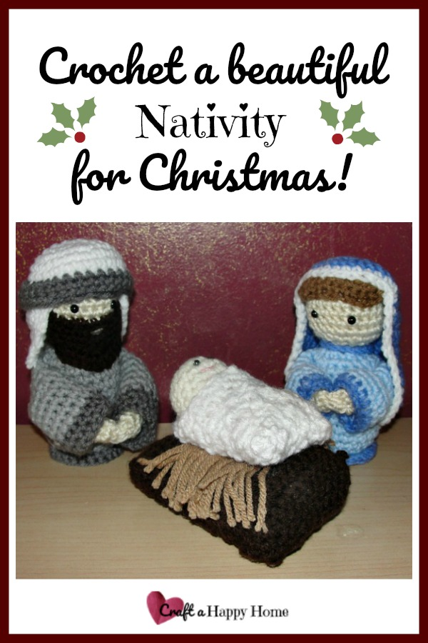 Celebrate the true meaning of Christmas with these beautiful crochet Nativity patterns. Whether you make it to give it as a gift or keep it for yourself, it is sure to become a treasured family heirloom.