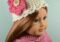 Does that special little girl in your life love her American Girl doll? Surprise her with this cute crochet hat for 18 inch dolls. The pattern is free!
